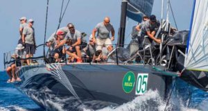 Can Proteus repeat her Corfu Challenge victory next week? – Rolex Maxi 72 World Championship © Rolex / Carlo Borlenghi http://www.carloborlenghi.net