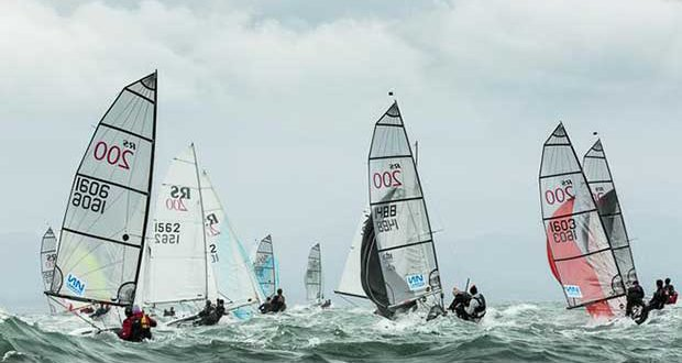 Volvo Noble Marine RS200 National Championships RS UK Class Associations