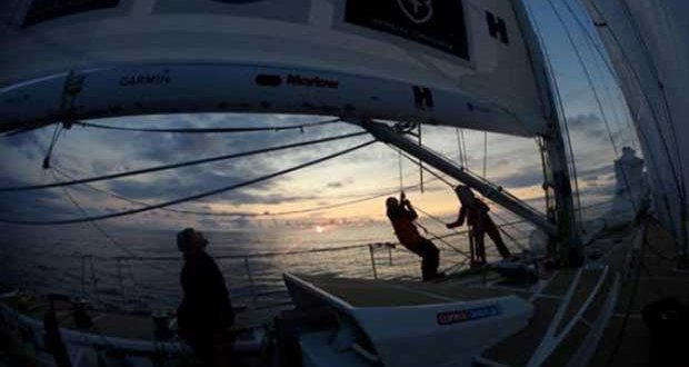 Day 12, Race 1 – Clipper Round the World Yacht Race Clipper Ventures