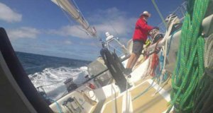 Day 35, Race 1 – Clipper Round the World Yacht Race Clipper Ventures