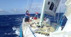 Day 10, Race 1 – Clipper Round the World Yacht Race Clipper Ventures