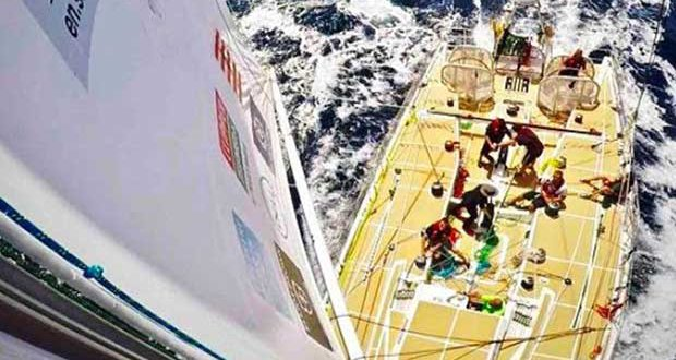 Day 30, Race 1 – Clipper Round the World Yacht Race Clipper Ventures