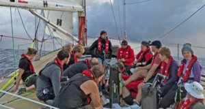Day 13, Race 1 – Clipper Round the World Yacht Race Clipper Ventures