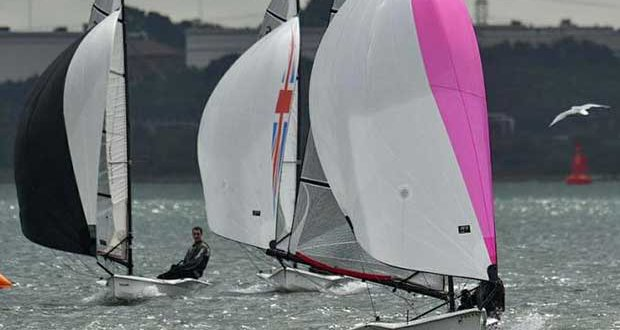 Day 1 – Volvo Noble Marine RS100 National Championships © Segel Spass