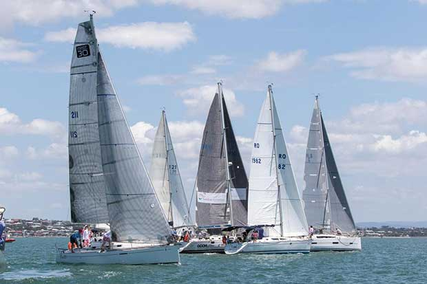 BC FYC - Qld Beneteau Cup and French Yacht Challenge Julie Geldard
