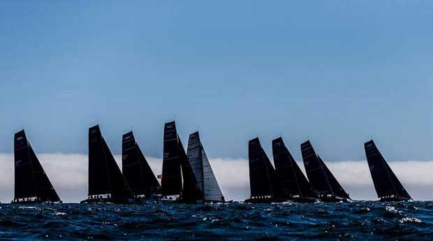 At present the Championship is the closest it has been in the RC44's 11 year history © Martinez Studio