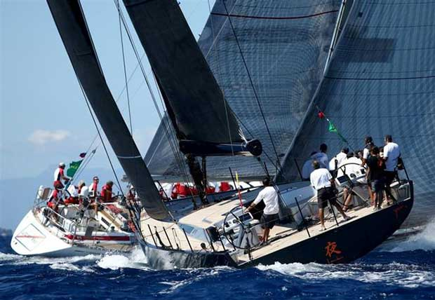 Day 2 – Maxi Yacht Rolex Cup © Max Ranchi Photography http://www.maxranchi.com