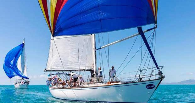 Beautiful Oasis took line honours for a third time – SeaLink Magnetic Island Race Week © Andrea Francolini / SMIRW