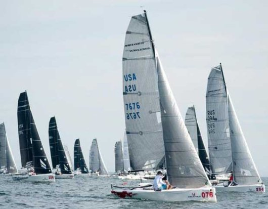 2017 Melges 20 World Championship - October 2-7 - Newport, R.I. - USA © Melges USA