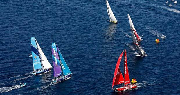 Alicante stopover. MAPFRE In-Port Race Alicante. 14 October, 2017. © Ainhoa Sanchez / Volvo Ocean Race