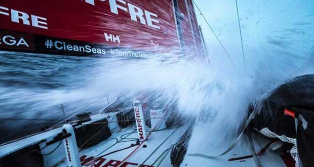 Leg 02, Lisbon to Cape Town, day 03, on board MAPFRE - 07 November, 2017 - 2017-18 Volvo Ocean Race © Ugo Fonolla / Volvo Ocean Race