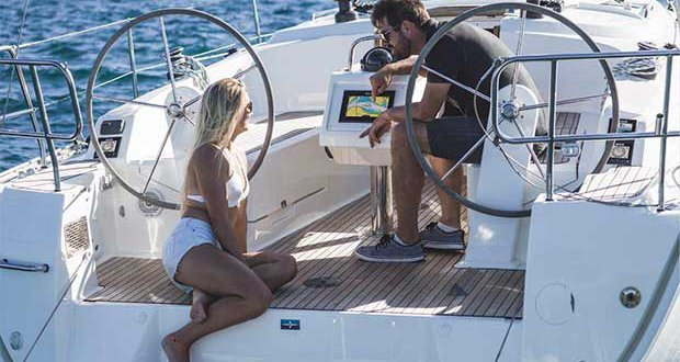 B&G introduces easy to use, radar enabled Vulcan 12 and Vulcan 7 sailing chartplotters Marine Advertising Agency