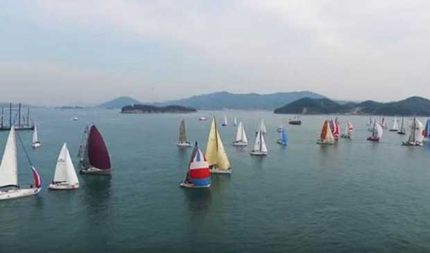 11th Yisunsin Cup International Yacht Race Icarus Sports