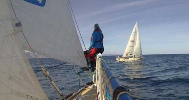 Day 3 Race 6 - Clipper Round the World Yacht Race © Clipper Race