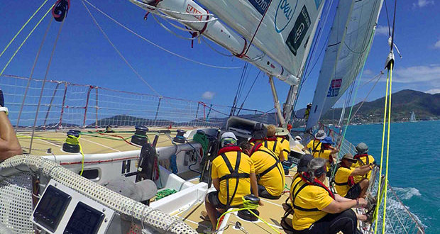 Clipper Round the World Yacht Race 7: The Forever Tropical Paradise Race, Day 0 © Clipper Race