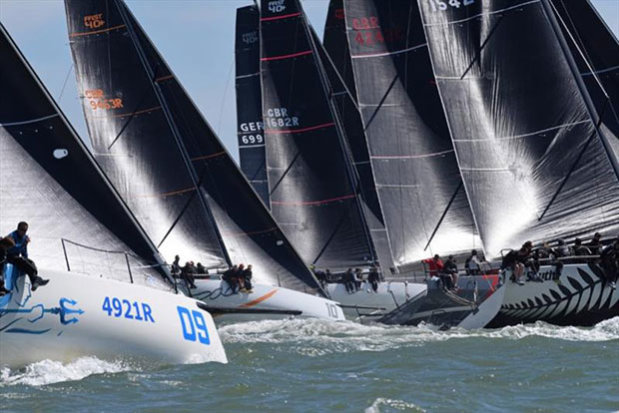Close racing is in the DNA of the FAST40 Class - photo © Rick Tomlinson
