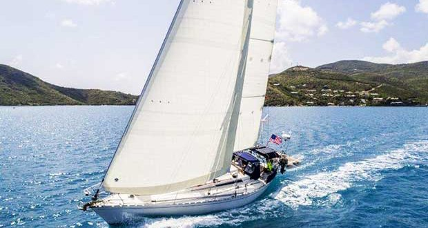 North Sails 3Di NORDAC claims SAIL Pittman Innovation Award for cruising gear © Amory Ross