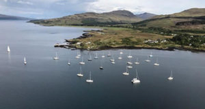 Scottish Islands Peak Race © Scottish Islands Peak Race