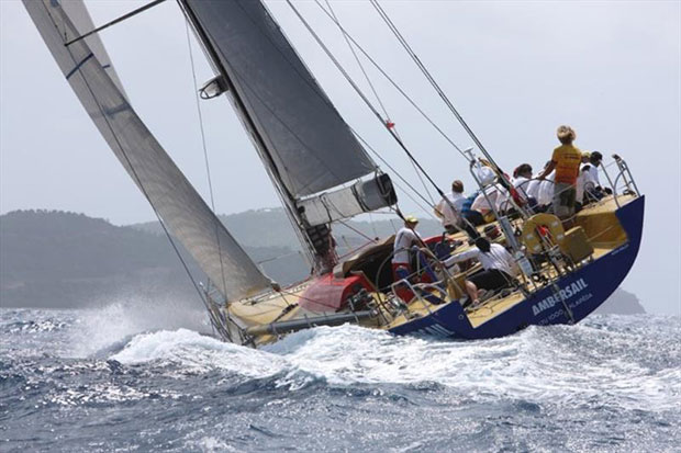 volvo ocean legends race