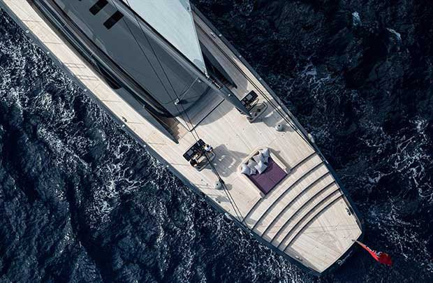 Sailing Yacht Ngoni - photo © Breed Media