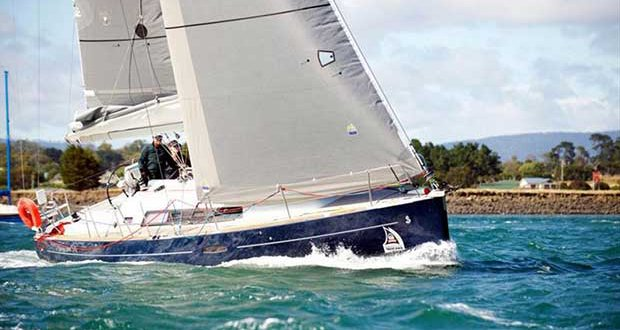 Off-Piste has been successful in ocean races, including winning the Launceston to Hobart. © Peter Campbell