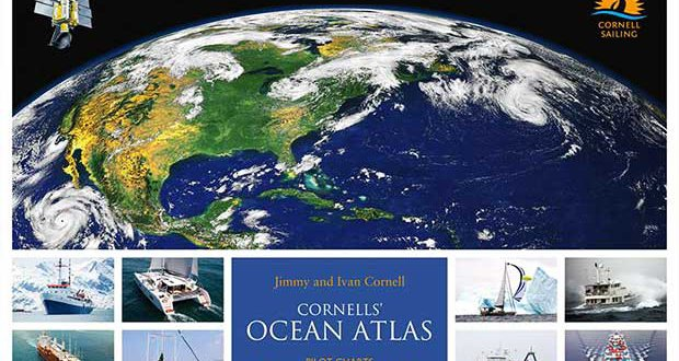 Cornells' Ocean Atlas © Jimmy and Ivan Cornell