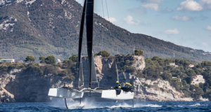 GC32 flat out on the Rade de Toulon - photo © Eloi Stichelbaut