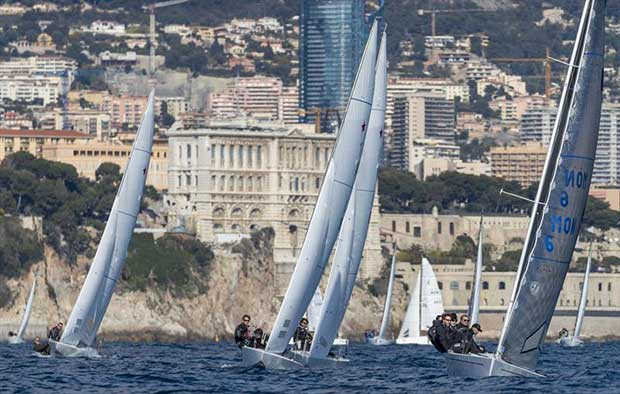 Smeralda 888 and Star class racing at the 2018 34° Primo Cup 2018 Trophée Credit Suisse - photo © YCM / Carlo Borlenghi