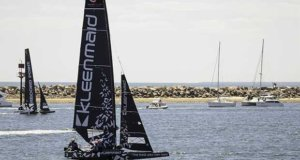 Speed machine - Kleenmaid chasing speed on the Gold Coast - photo © Andrea Francolini