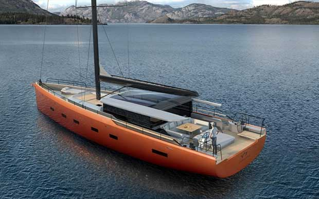 Yx7 Explorer - photo © Michael Schmidt Yachtbau