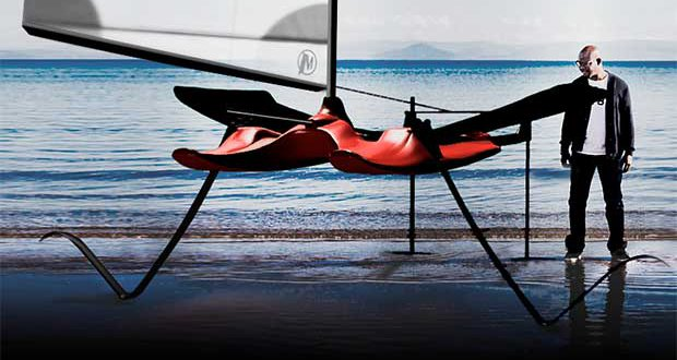 Mothquito simulation © IFS Foiling