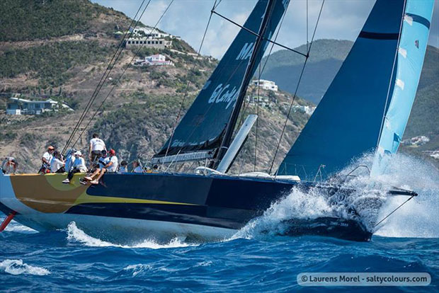 38th St. Maarten Heineken Regatta 2018 - Final day - photo © Laurens Morel / www.saltycolours.com