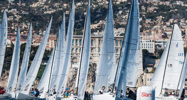 5th Monaco Sportsboat Winter Series 2018 - photo © Isabelle Andrieux