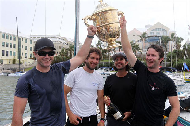 Adam Minoprio wins the 67th Argo Group Gold Cup - photo © Charles Anderson / RBYC