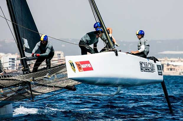 GC32 Racing Tour, third event of the year, 36 Copa del Rey, Palma, Spain, 1st till 5th of August 2017 © Jesus Renedo / GC32 Racing Tour