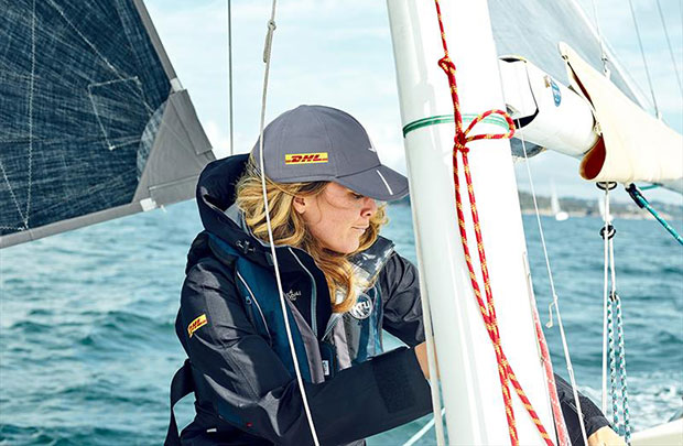 British skipper Susie Goodall joins Race Founder Don McIntyre to present the GGR at the Sail Spain festival in Bilbao 3-4th Marc - photo © Maverick Sport / GGR / PPL