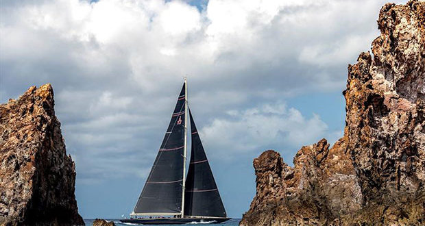 St. Barths Bucket Regatta 2018 - Day 3 - photo © Carlo Borlenghi