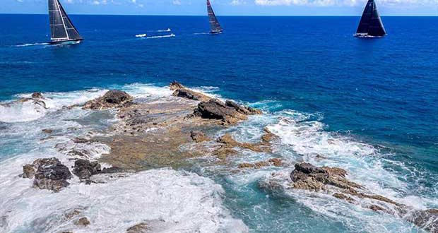 St. Barths Bucket Regatta 2018 Race Day 4 - photo © Carlo Borlenghi