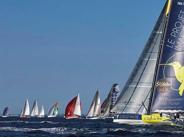 Race start, last edition 2016 © Thierry Martinez / Drheam Cup