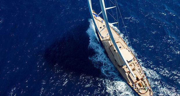 3Di Superyacht sails by North Sails © Stuart Pearce
