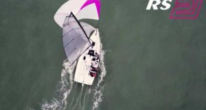 RS21 test sail © RS Sailing