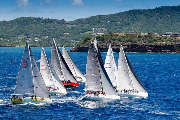 An impressive international fleet of yachts and sailors from around the world will soon be descending on Antigua for the start of the 51st edition of Antigua Sailing Week © Paul Wyeth / pwpictures.com
