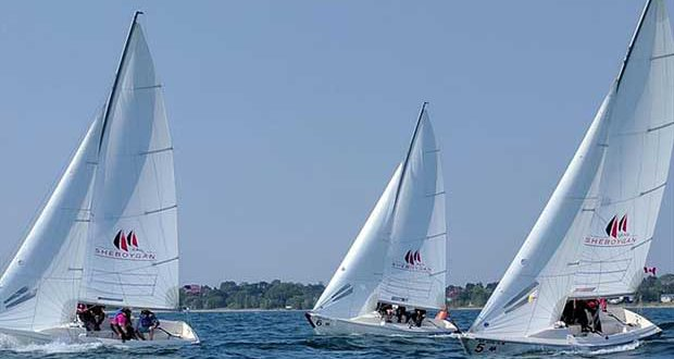 2017 Blind Fleet Racing World Championship racing © Blind Sailing
