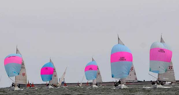 Keelboat Endeavour Trophy launched - photo © Alan Hanna