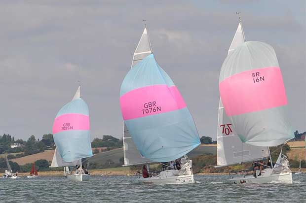 Keelboat Endeavour Trophy launched © Alan Hanna