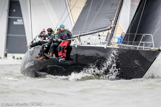 James Chalmer's J/35 Bengal Magic is IRC Two champion © Paul Wyeth / RORC