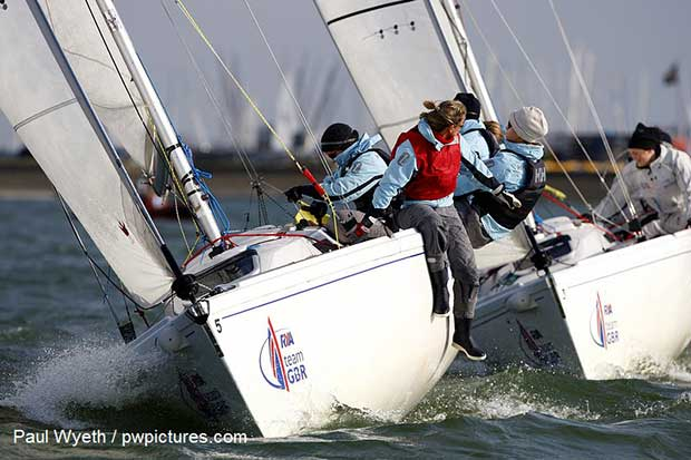 rya women u2019s match racing championship