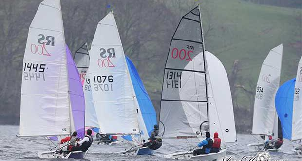 Sailing Chandlery 2018 RS200 Northern Tour at Ullswater - photo © Paul Hargreaves