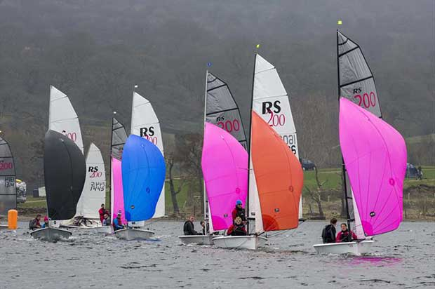 Sailing Chandlery 2018 RS200 Northern Tour at Ullswater - photo © Tim Olin / www.olinphoto.co.uk