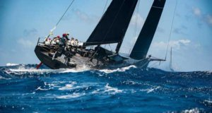 Varuna, Jens Kellinghusen's Ker 56 from Germany - Antigua Bermuda Race - Day 1 - photo © Ted Martin